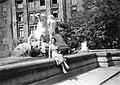 Wittelsbacher Fountain Munich Germany 1950s.jpg