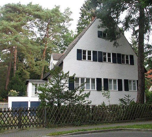Wohnhaus Mulertt, An der Stammbahn 163, Kleinmachnow