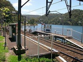 Wondabyne, New South Wales Suburb of Central Coast, New South Wales, Australia