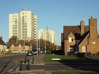 Woodchurch - New Hey Road.
