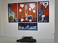 Worpsweder Triptychon, Weiße Rosen gegen das Grauen.jpg