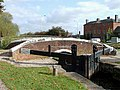Wychnor Lock and Bridge, Trent and Mersey Canal, Staffordshire - geograph.org.uk - 1580195.jpg