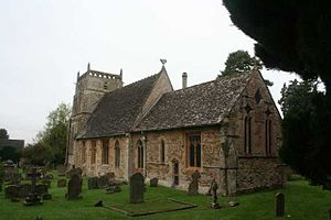 Wyck Rissington - St Lawrence, Wyck Rissington