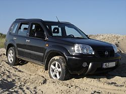 nissan x-trail – wikipedia