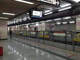Xilang station Guangzhou Metro interchange station