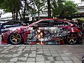Yamato's itasha, Kantai Collection 20181208c.jpg