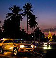 Yangon at night (8680408241).jpg