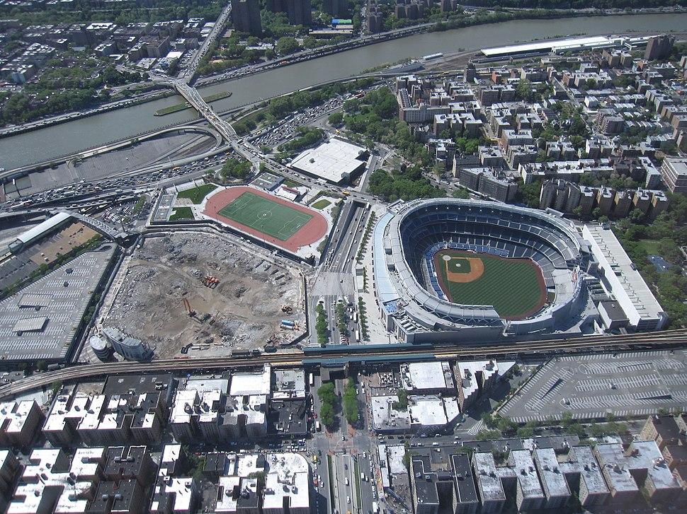 Yankee Stadium 002