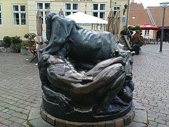 Kai Nielsen (sculptor) - Image: Ymerbrønden (Faaborg)