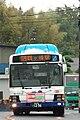 Yokohamamunicipalbus No.129line Hazawa-Kindergarten Entrance 2010-05-24.jpg