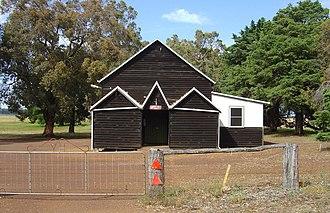 Yornup, Western Australia - Yornup Town Hall (Est 1913)