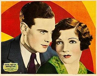 <i>Young Man of Manhattan</i> 1930 film