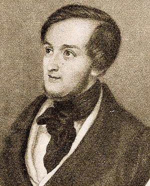 Die Laune des Verliebten - The composer, c. 1830