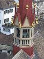 Zürich - Grossmünster - Sicht vom Grossmünster Karlsturm IMG 6399.JPG