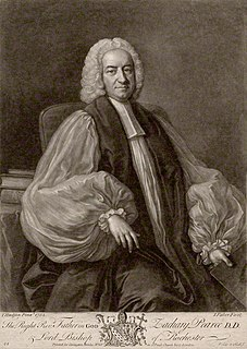 Zachary Pearce English bishop