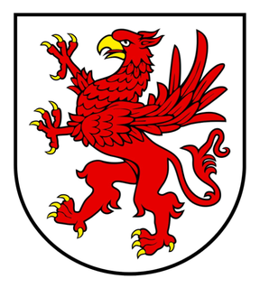 Coat of arms of the West Pomeranian Voivodeship