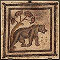 Zaragoza - Museo - Villa Fortunatus - Mosaico noviembre.jpg
