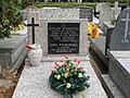 Zdzisław Wnorowski - Anna Wnorowska - Cmentarz Wojskowy na Powązkach (149).JPG