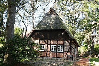 Tithe barn - Tithe Barn in Jesteburg (Germany)