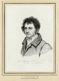 Zeichnung - Portrait des Domenico Quaglio - Vogel von Vogelstein - um 1830.jpg