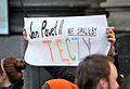 Zgromadzenie Bronię tęczy jak niepodległości plac Zbawiciela 11 listopada 2014 014.JPG