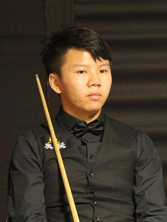 Zhou Yuelong - Paul Hunter Classic 2016