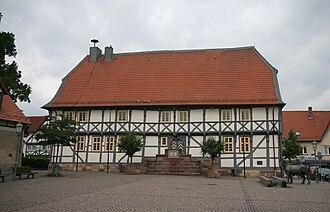 Zierenberg - Zierenberg town hall