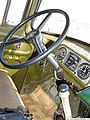 Zil-131 driver's seat.JPG