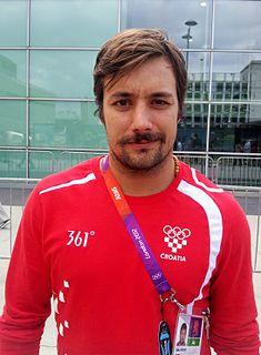 Zlatko Horvat Croatian handball player