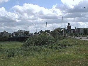 Znamensk, Kaliningrad Oblast - Entrance to Znamensk