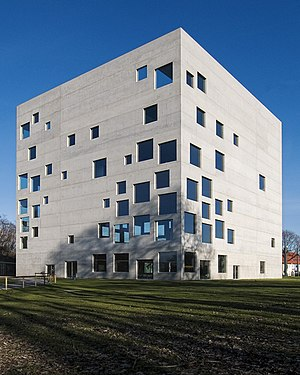 Folkwang University of the Arts - SANAA building at Zeche Zollverein; since 2010, location of the design faculty