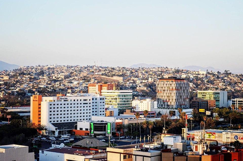 Zona Rio Tijuana