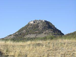 Zvečan Fortress - View of the Zvečan Fortress