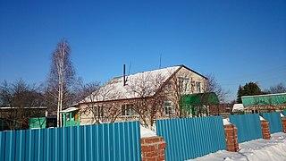 District in Sverdlovsk Oblast, Russia