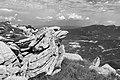 """Stony Bird"" on Mount Casarola - Ramiseto, Reggio Emilia, Italy - July 31, 2016 - panoramio.jpg"