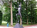 """The Drummer"", Chatsworth House gardens - geograph.org.uk - 331254.jpg"