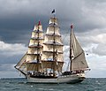 'Europa' in Belfast Lough - Tall Ships Belfast 2009 - geograph.org.uk - 1446281.jpg