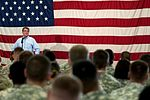 'The finest fighting force the world has ever known,' secretary of defense to 82nd Airborne and Fort Bragg Soldiers 150710-A-KS445-460.jpg