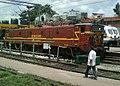 (23035) Itarsi based WAG5 locomotive at Secunderabad.jpg