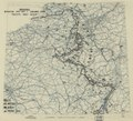 (January 1, 1945), HQ Twelfth Army Group situation map. LOC 2004630304.tif