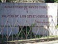 Ávila. Monasterio de Santo Tomás 2.JPG