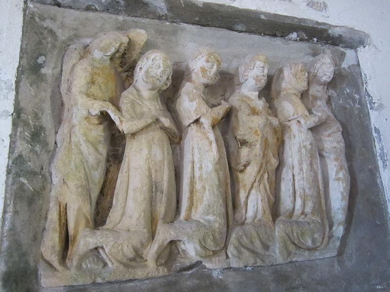 Église Notre-Dame de Pierreville (Manche)