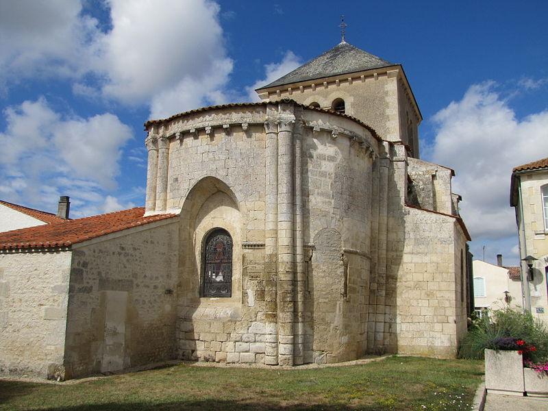 Église Saint-Jean-Baptiste de Velluire