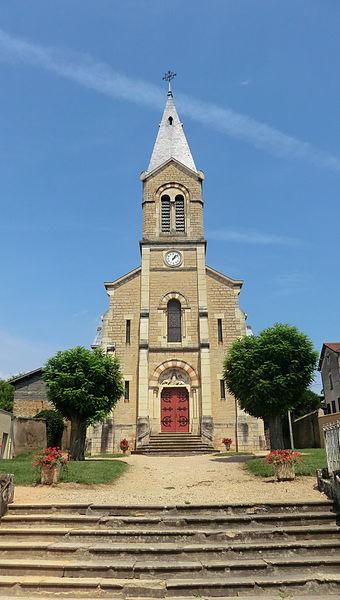 Église Sainte-Euphémie de Sainte-Euphémie