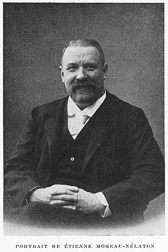 Étienne Moreau-Nélaton - Étienne Moreau-Nélaton, portrait c.1915