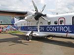 Österreich, Zeltweg (Flughafen Hinterstoisser), Dornier DO 228 LM (Pollution Control), 0128.JPG