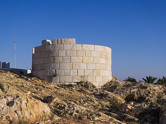 Serifos - The Hellenistic White Tower of Serifos