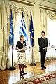 Συνάντηση ΥΠΕΞ, κ. Δ. Δρούτσα, με Γενική Διευθύντρια UNESCO, κα I. Bokova (4973878734).jpg