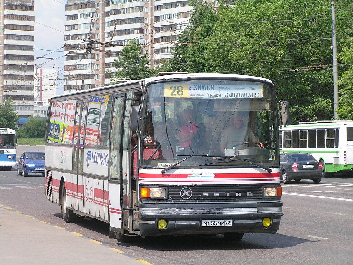 Setra S 215 UL – Wikipedia