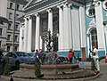 Армянская церковь св. Екатерины, двор02.jpg